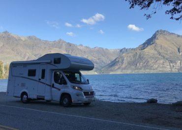 Mit dem Wohnmobil durch Neuseeland