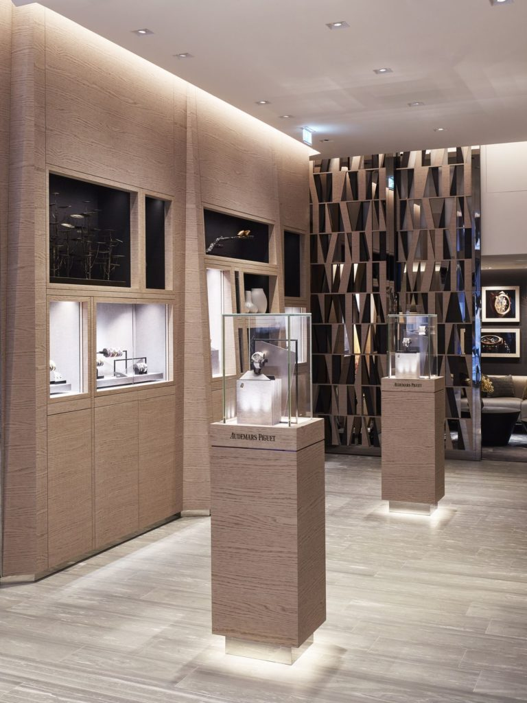 Audemars Piguet: Boutique-Opening in Frankfurt