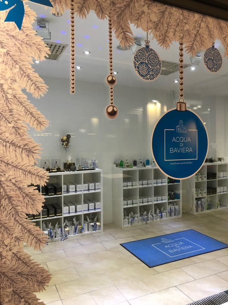 Acqua Di Baviera, Pop-Up-Store