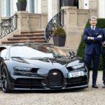 Bugatti lässt es prickeln