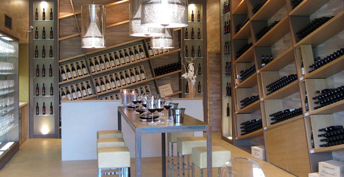 Damilano Wein-Shop