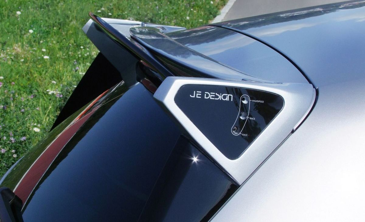 Leon Cupra 300 Widebody by JE Design