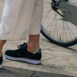 Diadora: Glitzernde Kristalle auf dem Sneaker