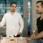 Zürich: Stylishes Café mit Rösterei