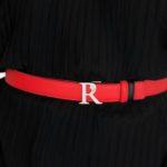 Im Zeichen des R: Stylishe Ledergürtel für Weihnachten