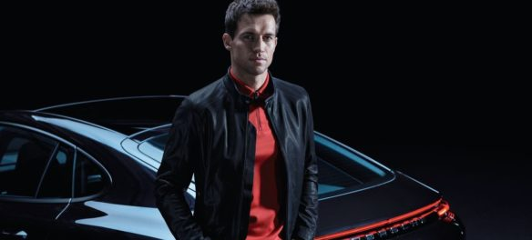 Hugo Boss stattet Porsche aus
