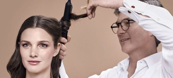 Hairstyle: Pin it up for Santa