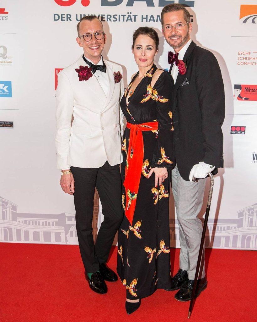 Tim Engelke, Annika de Buhr, Guido Dührkopp