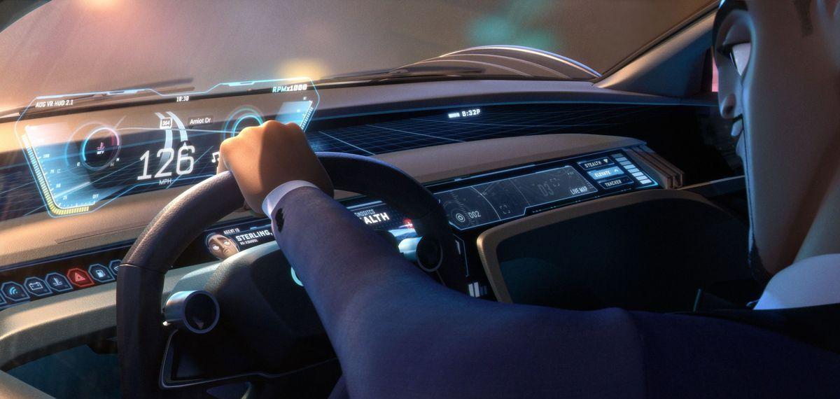 """Audi designt Konzeptauto für Hollywood-Animationsfilm """"Spies in Disguise"""""""