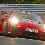 Porsche 911 GT2 RS holt sich in 6:40 Minuten die Nordschleife