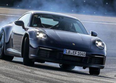 Porsche: Die neue 911-Generation