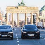 Berlin: Zehn I-Pace für Rocvin
