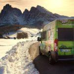 Wintercamping wird immer beliebter