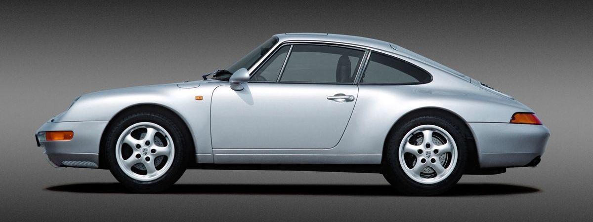 Porsche 911, Typ 993 (1993–1998)