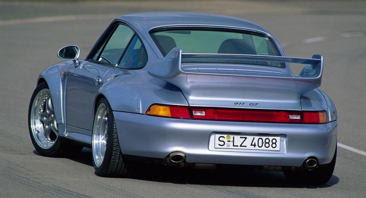 Porsche 911 GT2 (Typ 993)