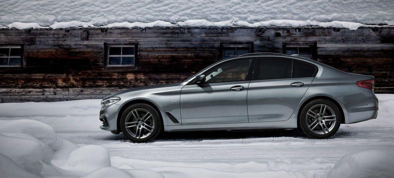 Dezente Winter-Doppelspeiche für BMW