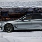 Dezente Winter-Doppelspeiche für BMW's