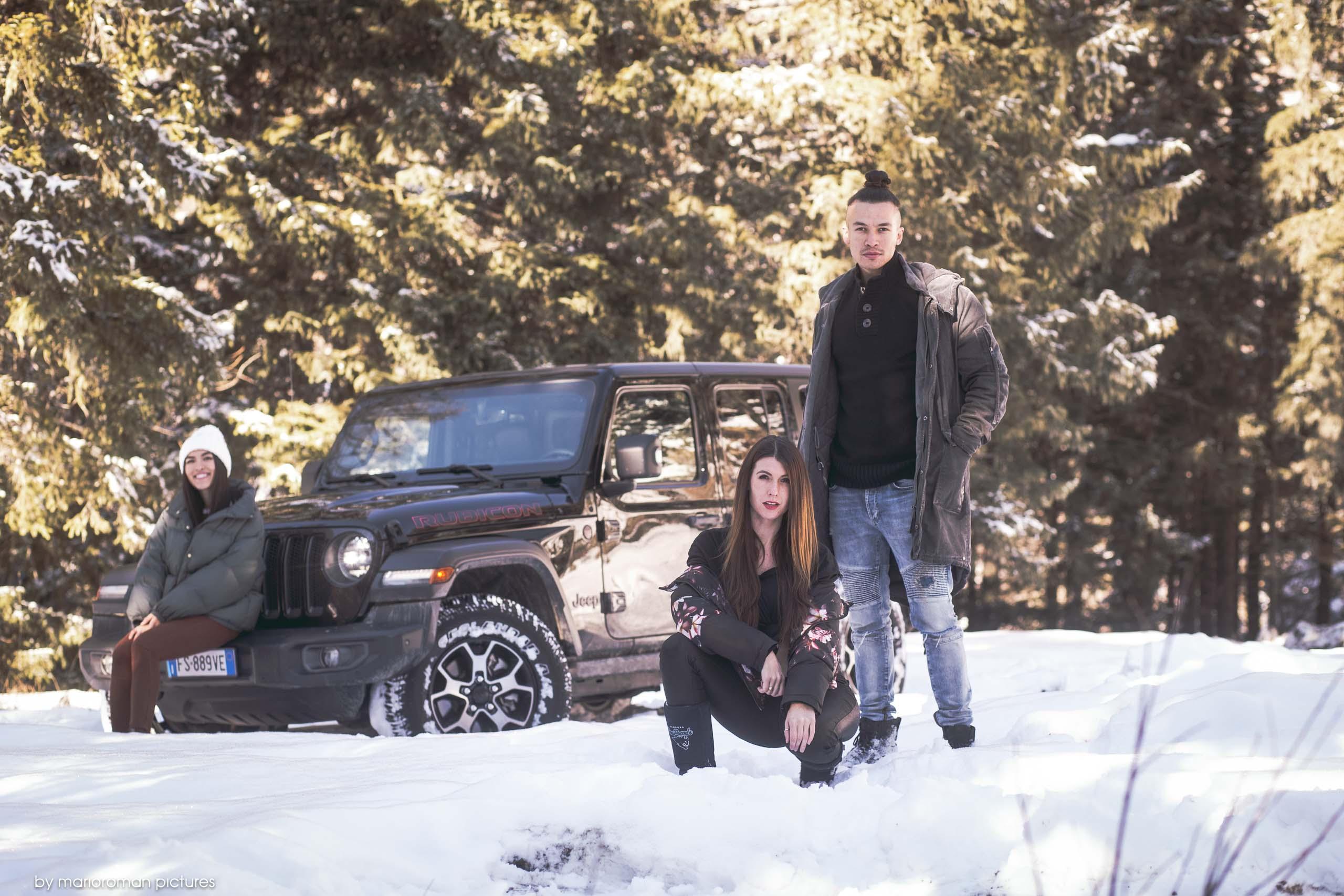 Jeep Winter Experience - MarioRomanPictures