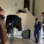Fashion-Shooting mit Bräutigam auf Mallorca