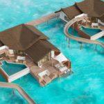 Die längsten Wasserrutschen der Malediven