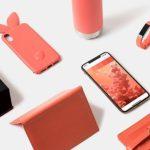 Living Coral ist die Farbe des Jahres 2019