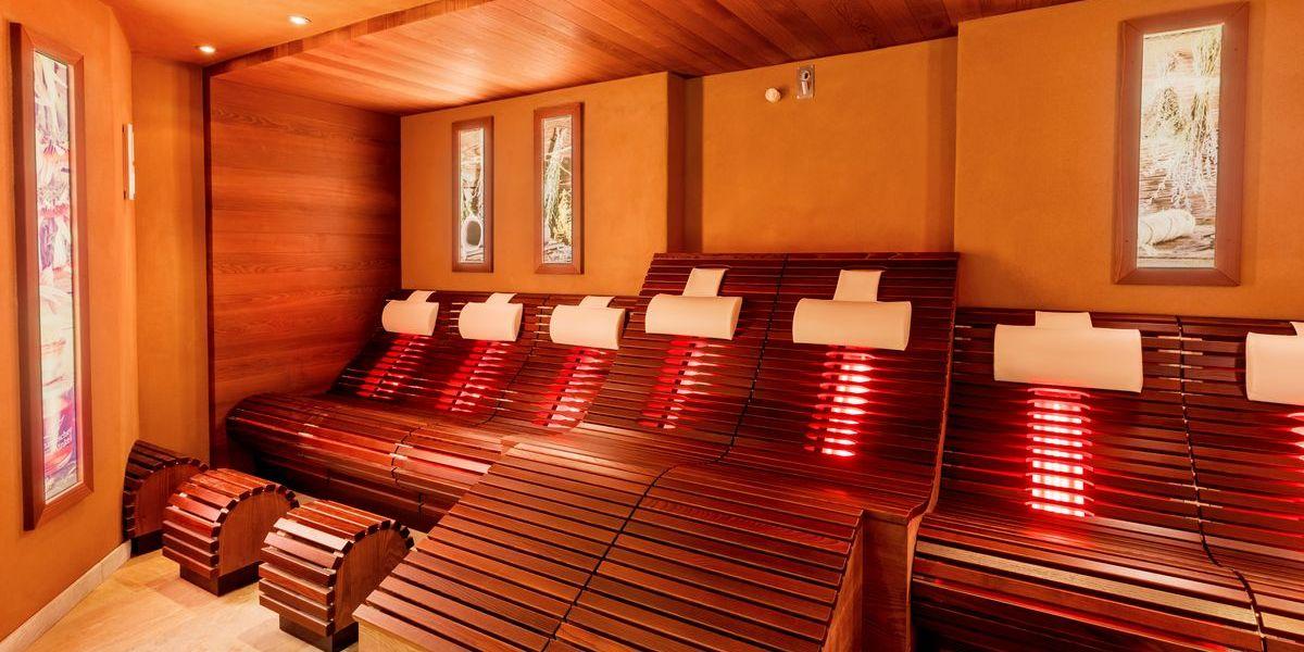 Hotel Romantischer Winkel, RoLigio-Bio-Sauna