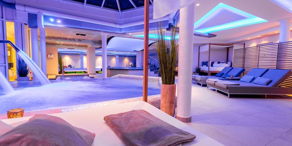 Hotel Romantischer Winkel, Spa-Bereich