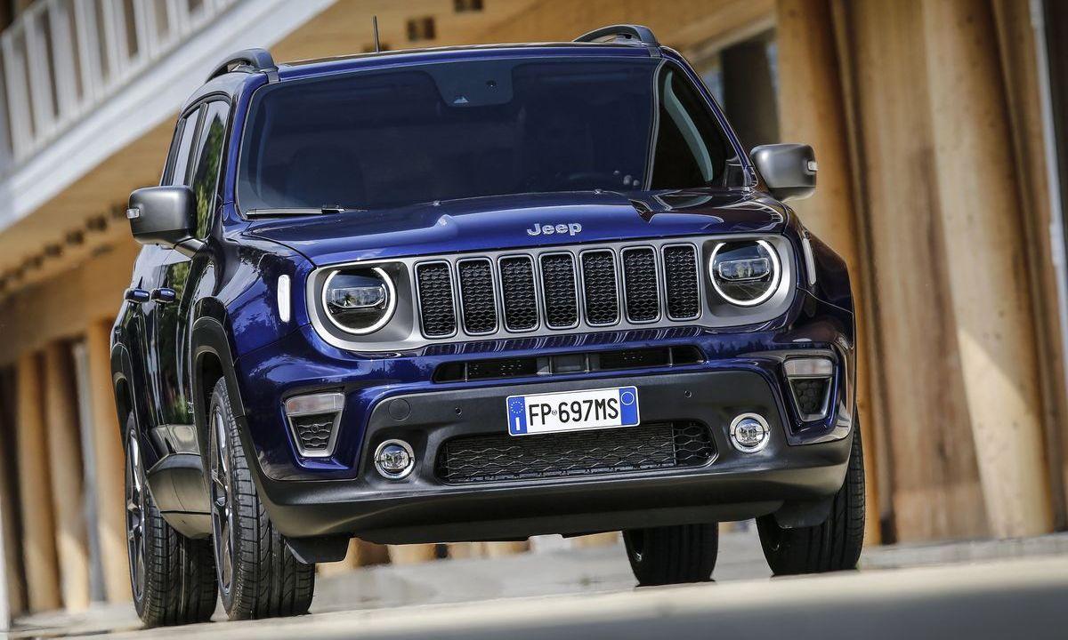 Jeep Renegade (2019)