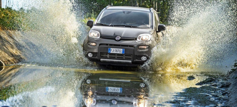 Fiat Panda 4x4 Wild
