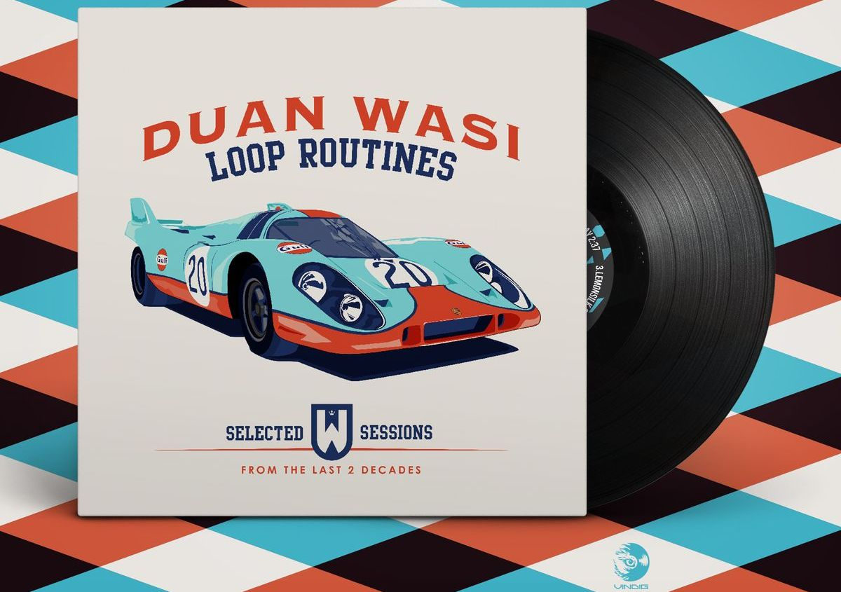 "Album ""Loop Routines"" von Duan Wasi"