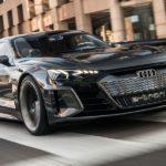 Fahrbericht Audi e-Tron GT Concept: Schwung in der Elektromobilität