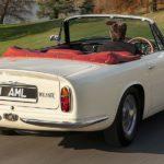Aston Martin rüstet Oldtimer mit einem Elektromotor aus