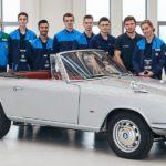 Einzelstück: Das restaurierte BMW 1600 GT Cabriolet (1967)