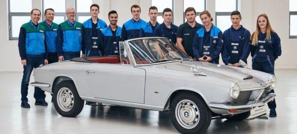 BMW 1600 GT Cabriolet (1967)