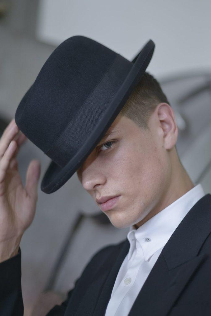 Männermode: Der Hut ist zurück.
