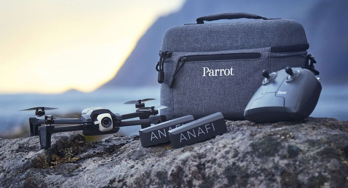 Parrot: Anafi Extended Paket