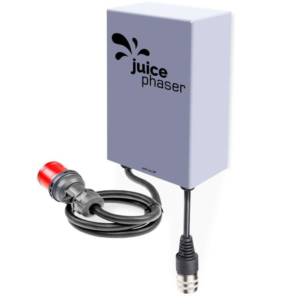 Juice Phaser (weiß)