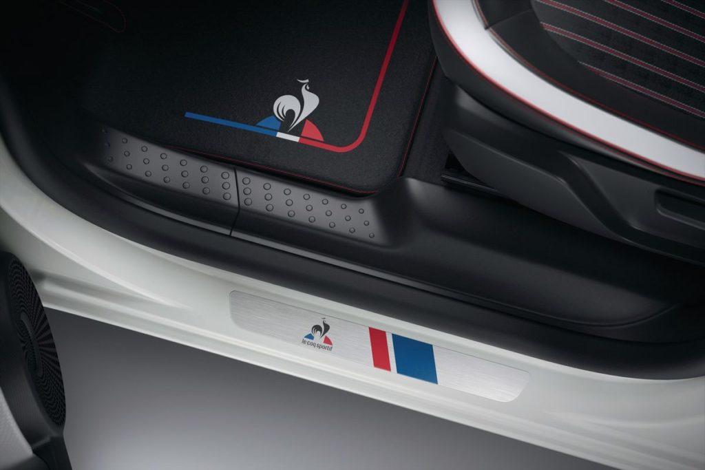 Renault Twingo (2019), Le Coq Sportif