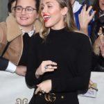 Outfit der Woche: Miley Cyrus ganz in Schwarz