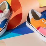 Retro-Vans im Look der Seventies