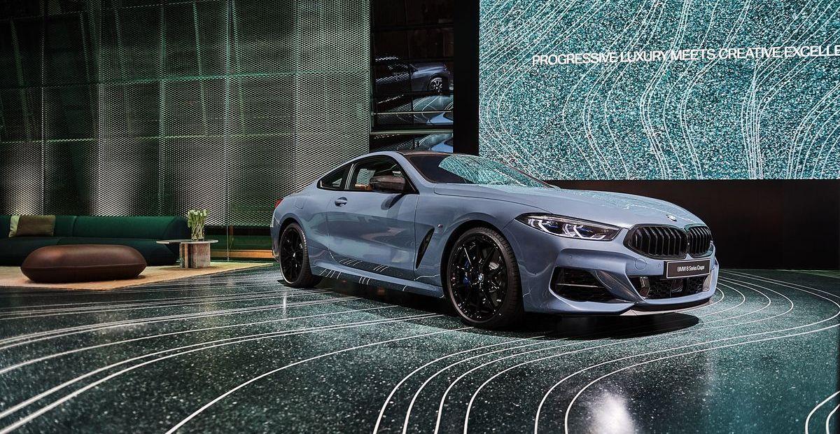 BMW Welt: Neue Ausstellungsfläche für die Spitzenmodelle.