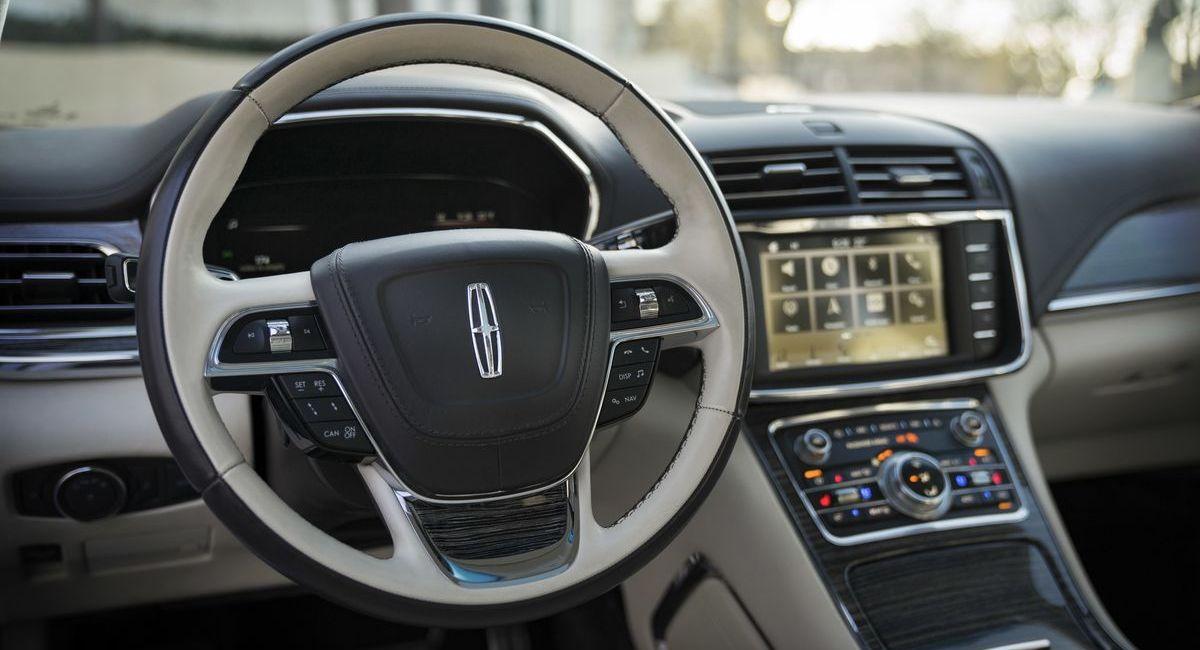 Lincoln Continental (2019)