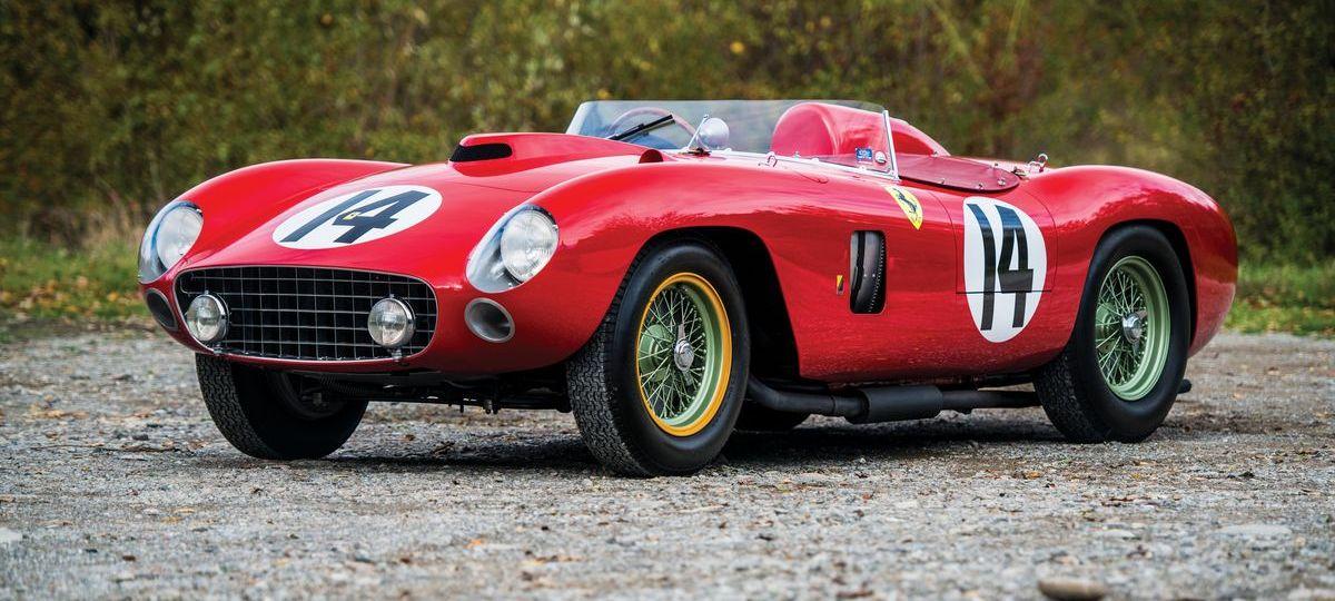 Ferrari 290 MM by Scaglietti (1956)