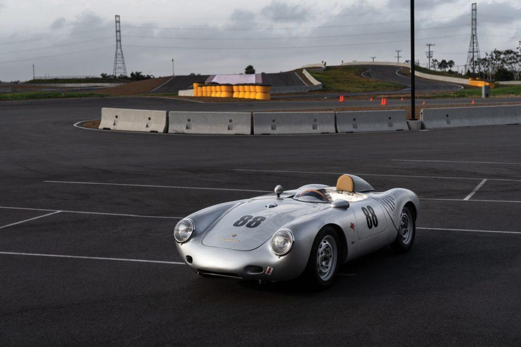 Porsche 550 Spyder (1957)