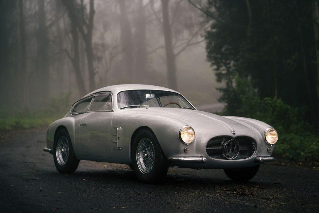 Maserati A6 G 2000 Berlinetta Zagato