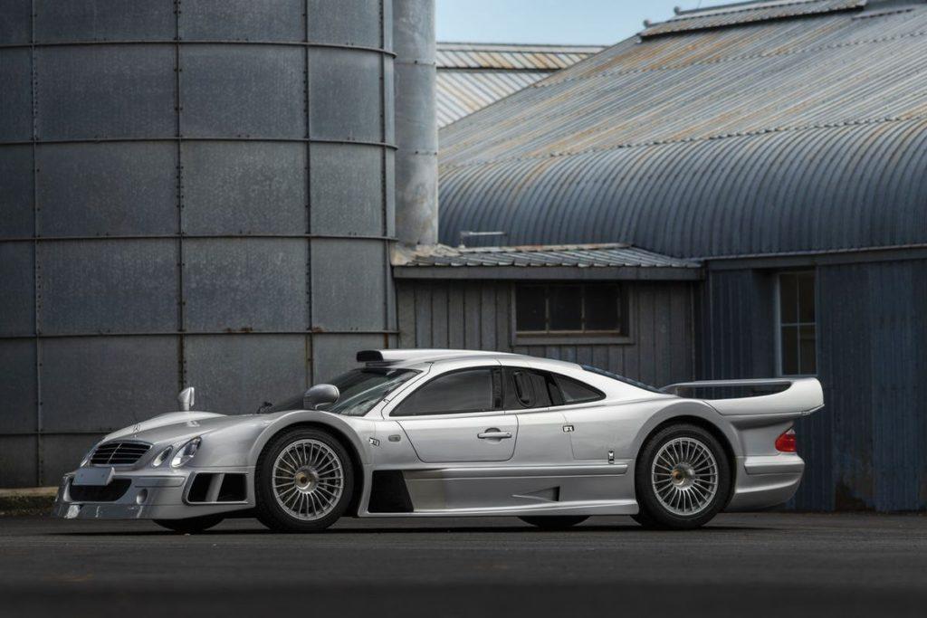 Mercedes-Benz AMG CLK GTR (1998)
