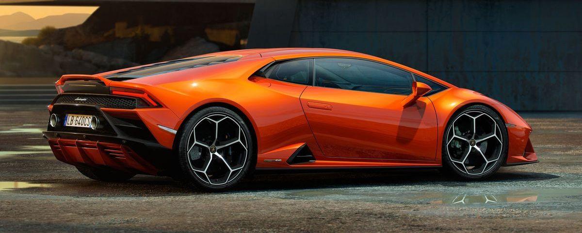 Lamborghini Huracán Evo (2019)