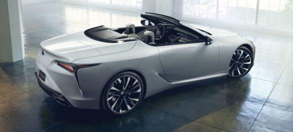 Lexus RC Cabriolet