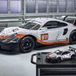 Lego baut aus 1.580 Steinen den Porsche 911 RSR nach