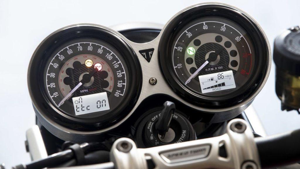 Triumph Speed Twin